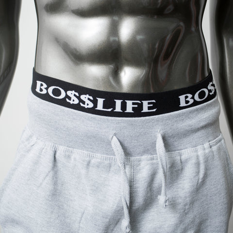 BossLife Boxers - Black/White