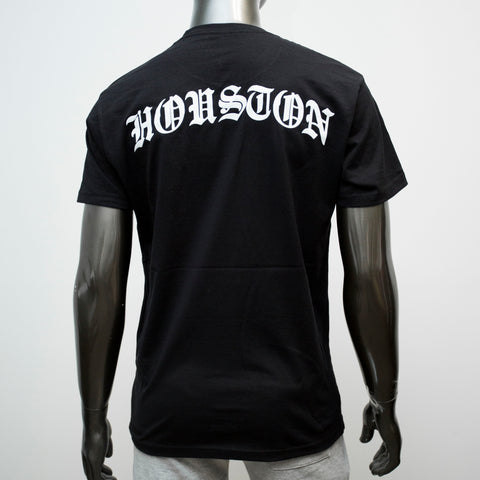 "HoggLife ""Houston"" Tee - Black/White"