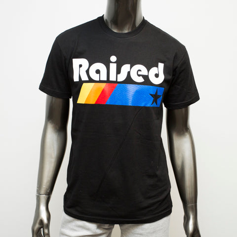 "HoggLife ""Raised"" Tee - Black"