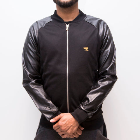 "BossLife ""Flying B"" Jacket - Black/Gold"
