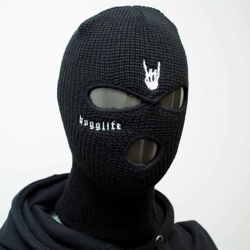 "Hogglife ""OG"" Ski Mask - Black"