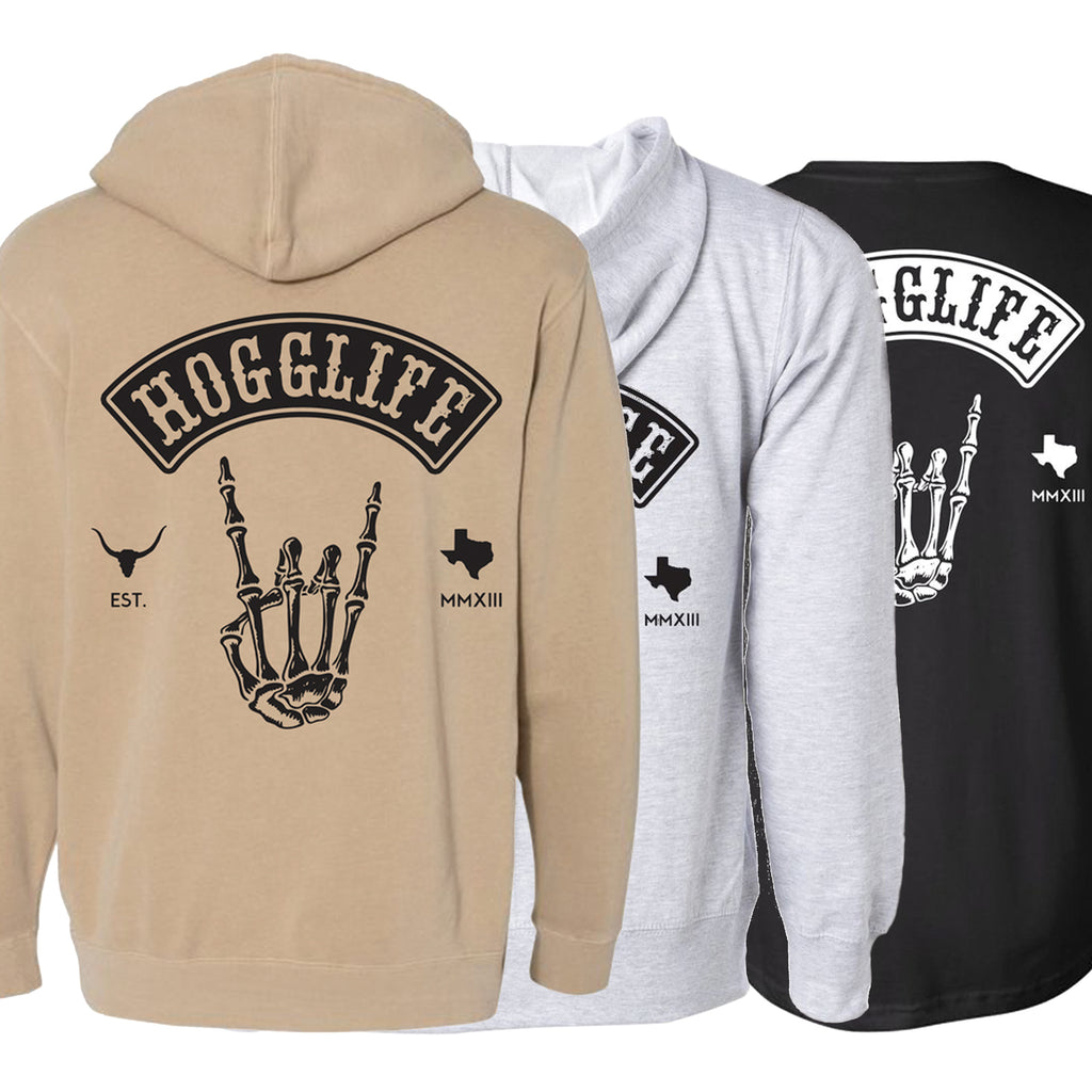 Hogglife Hoodie + Long Sleeve Bundle