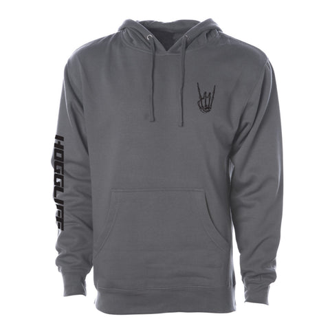 "HoggLife ""Motor"" Hoodie - Faded/Black"