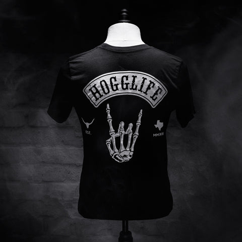 HoggLife Tee - Black/White