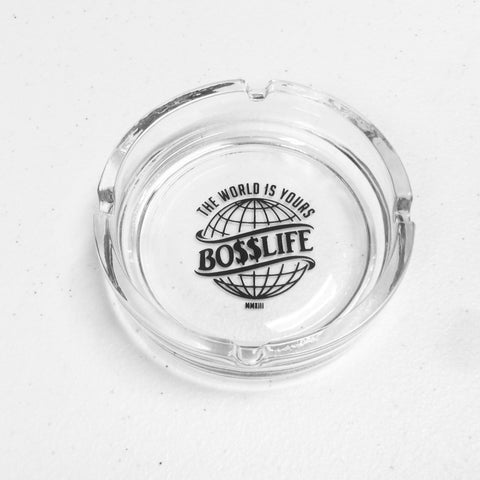 "BossLife ""World"" Ashtray"