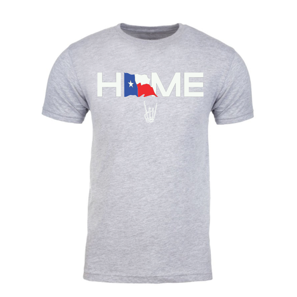 "HoggLife ""Home"" Tee - Grey/Multi"