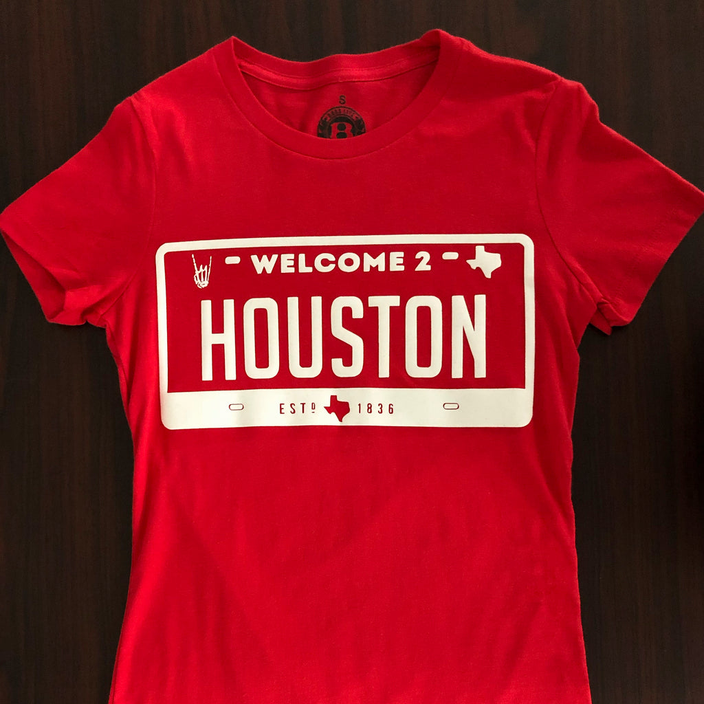 "HoggLife ""Welcome 2 Houston"" Women"