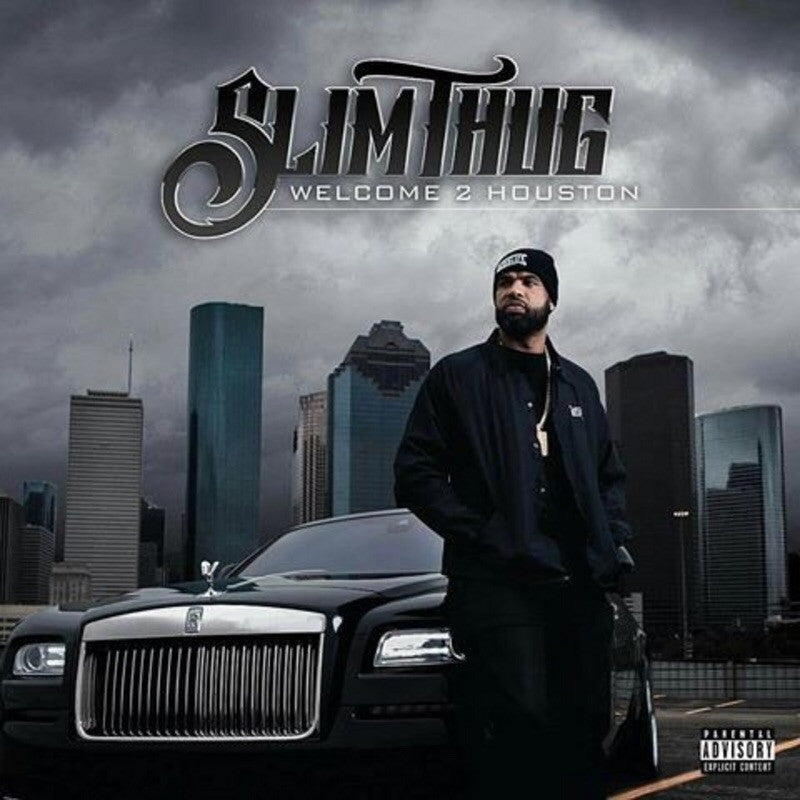 "Slim Thug ""Welcome 2 Houston Cd"
