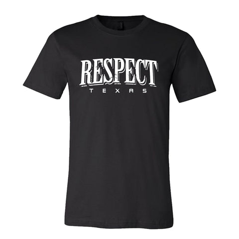 "HoggLife ""Respect"" Tee - Black/White"