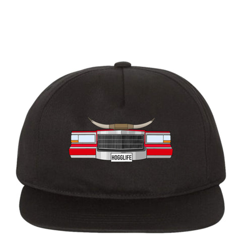 "HoggLife ""SLAB"" Snapback - Black/Multi *Back-Order*"