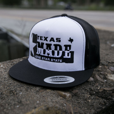 "HoggLife ""Texas Made"" Snapback"