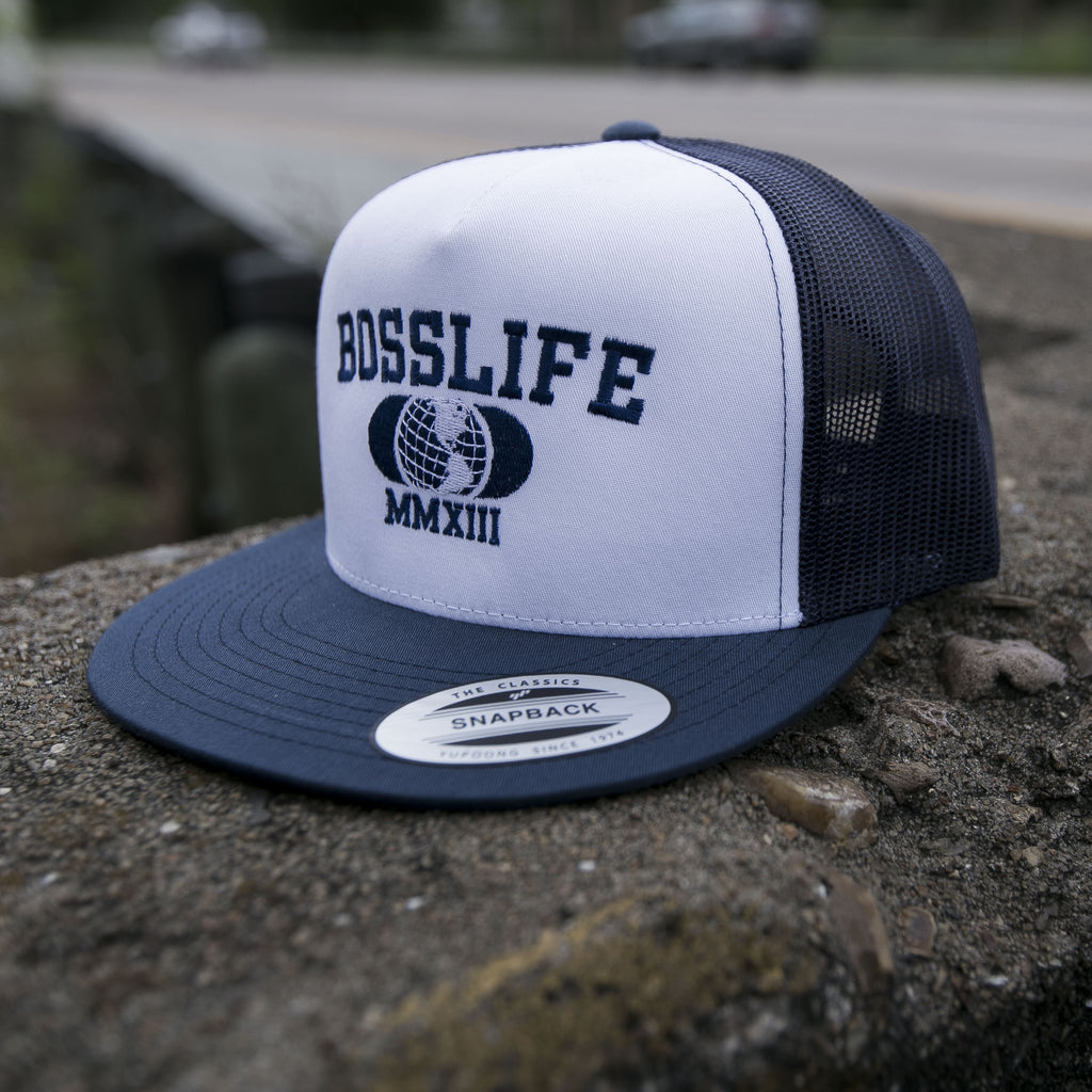 "BossLife ""Property Of"" Snapback"