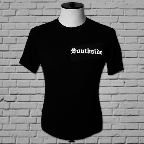 "HoggLife ""SouthSide"" Tee - Black/White"