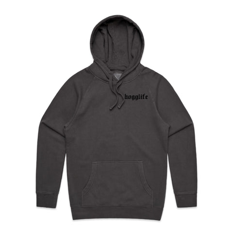 "HoggLife ""Spider"" Hoodie - Faded/Multi"