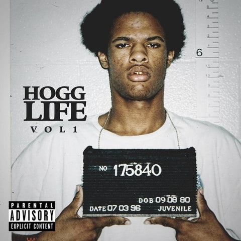 Slim Thug's HoggLife: The Beginning CD + DVD Combo