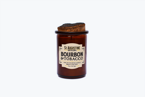 Scented Candle: Bourbon & Tobacco