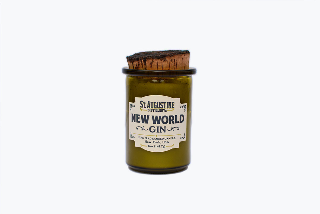 Scented Candle: New World Gin