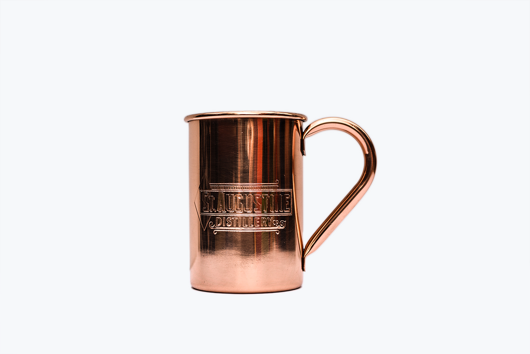 Tall Copper Mug