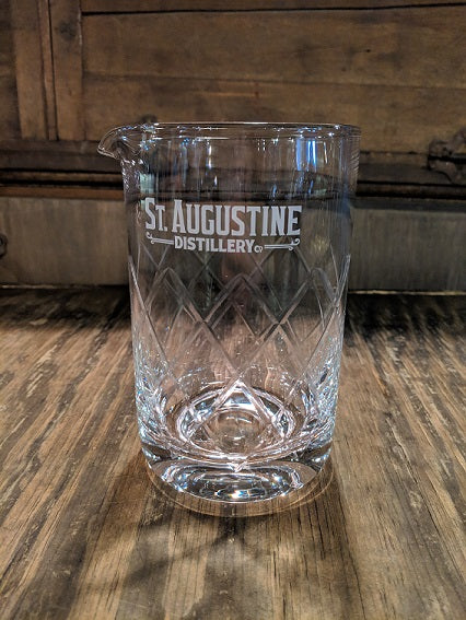 St. Augustine Distillery Mixing Glass