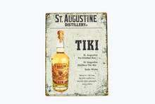 Load image into Gallery viewer, Tiki Metal Sign
