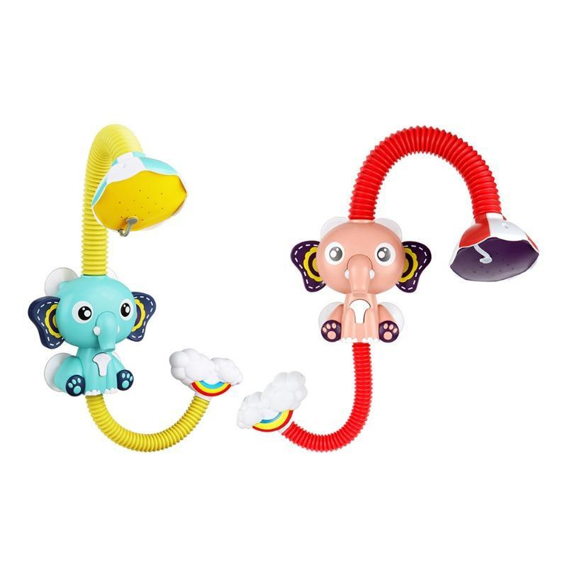 Cool Baby™-Cute Elephant Sprinkler Bath Toy