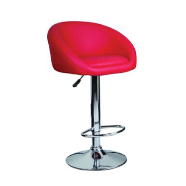 Vinyl Poshish Stool