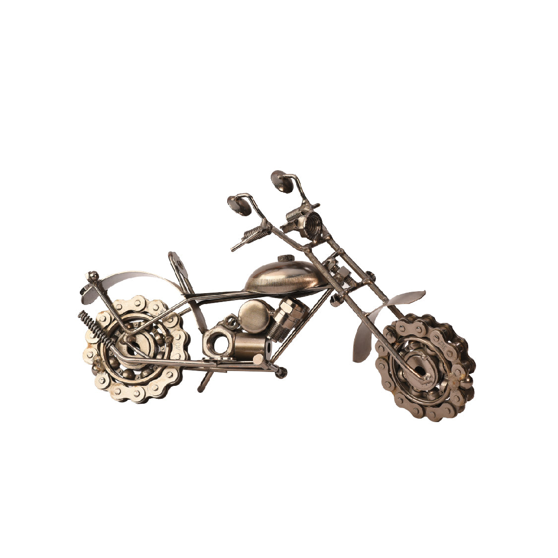 Lavish Bullet Bike Sculpture