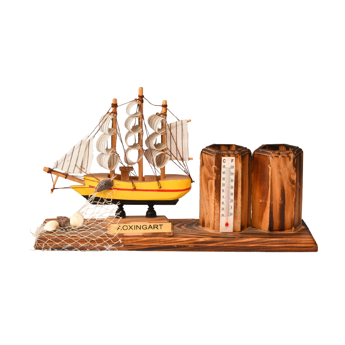 Ship Pen Holder
