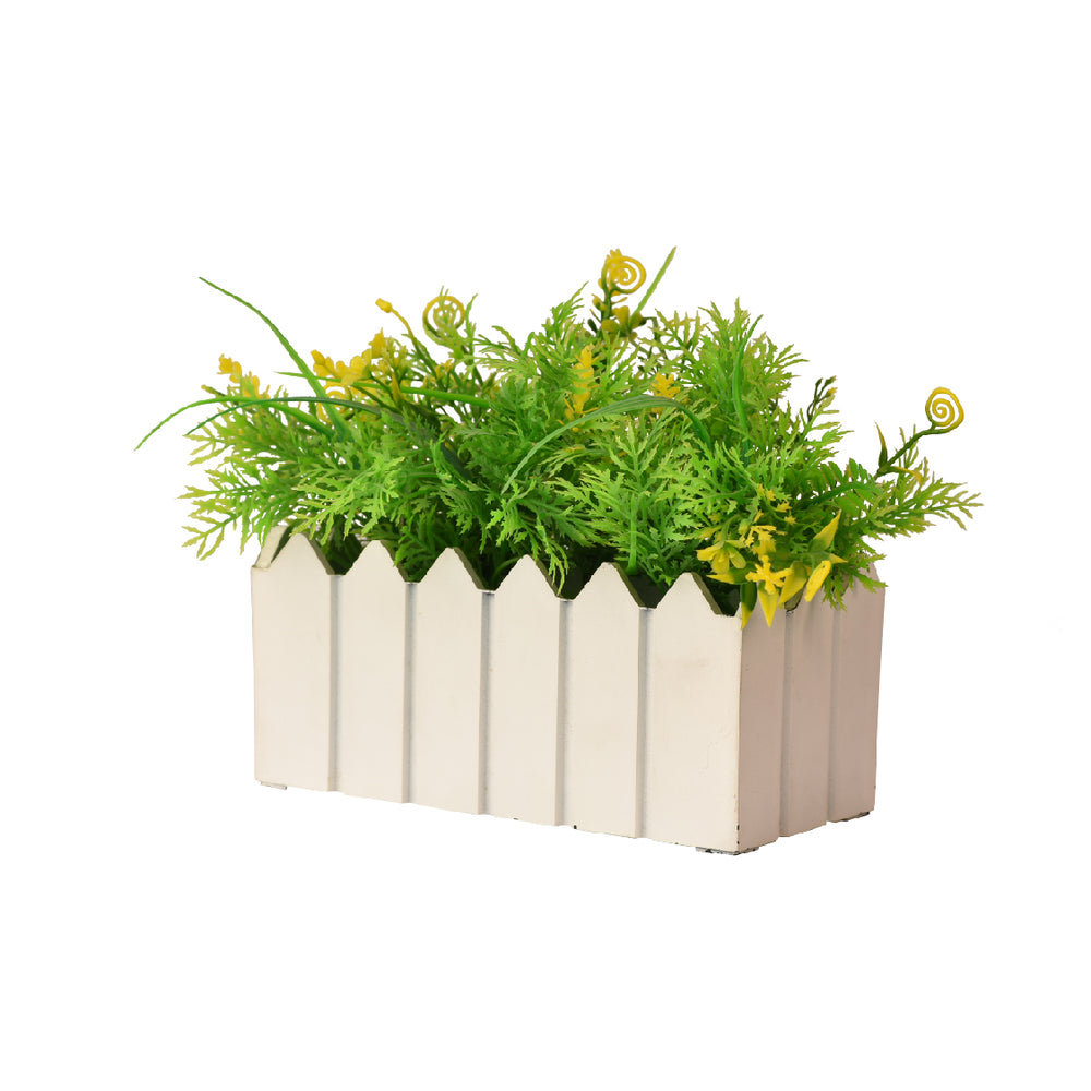 Baskin Flower Pot