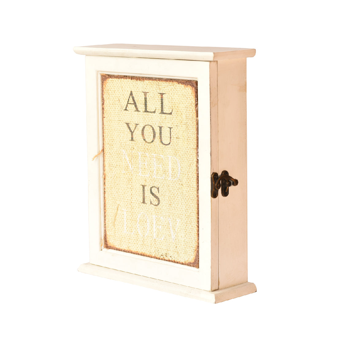 Wooden Key Box Decor