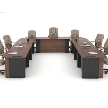 Hexa-U Shaped Conference Table