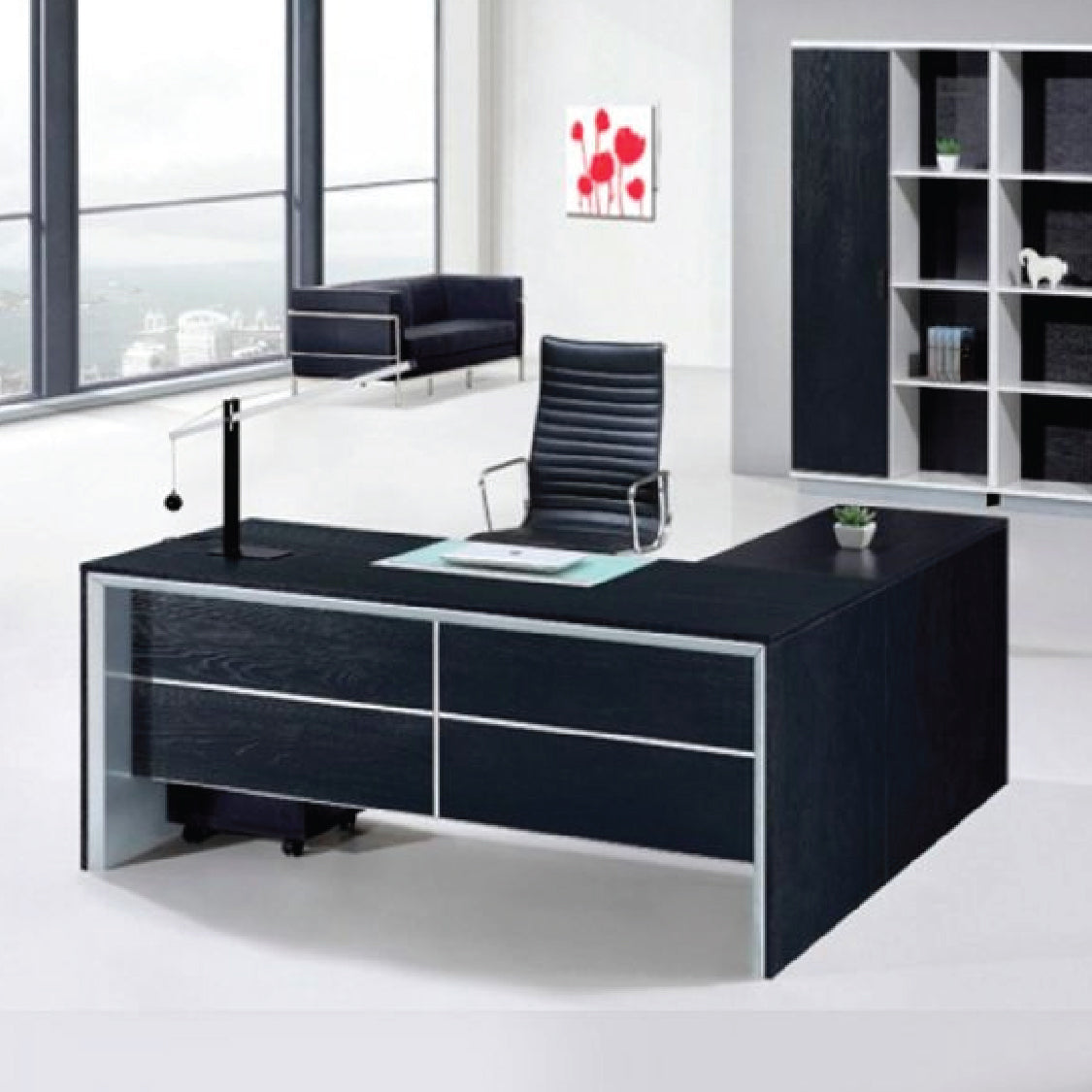 Wisedom Modern Office Table
