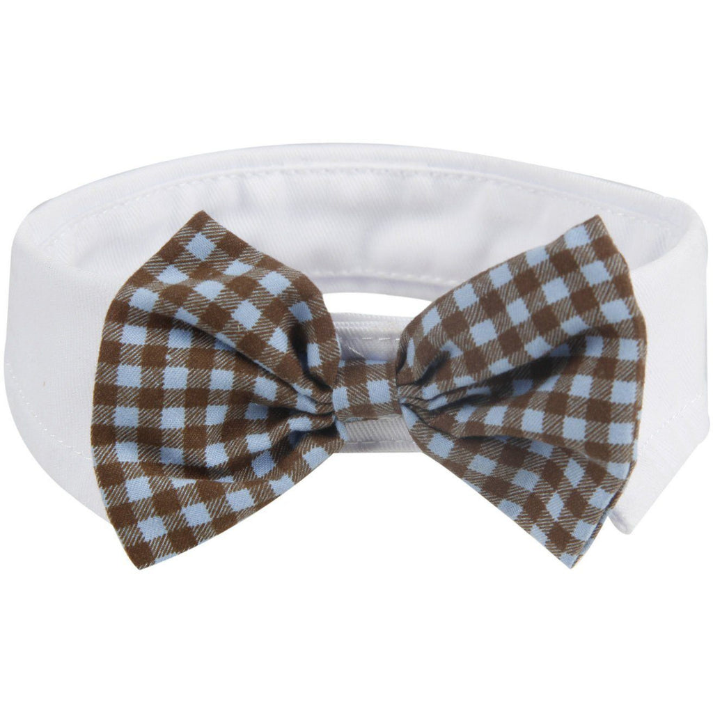 Pet Life ® Fashionable and Trendy Designer Dog Bowtie Default Title
