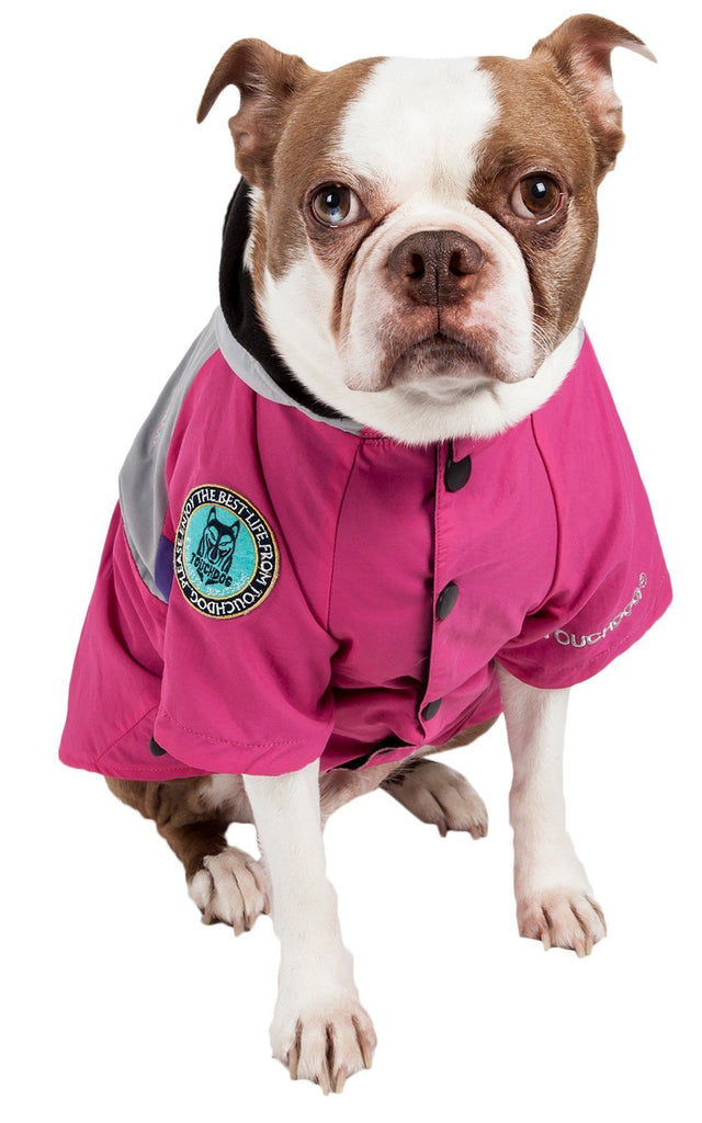Touchdog ® Mount Pinnacle Insulated Fashion Designer Dog Ski Jacket Coat