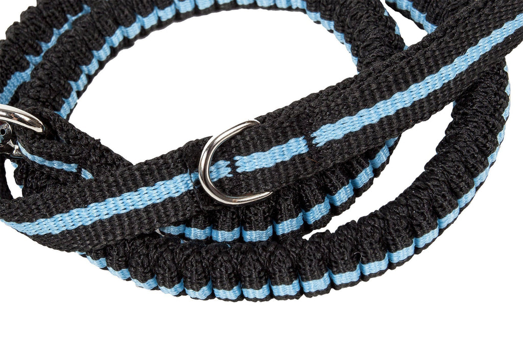 Pet Life ® 'Retract-A-Wag' Shock Absorption Stitched Durable Pet Dog Leash