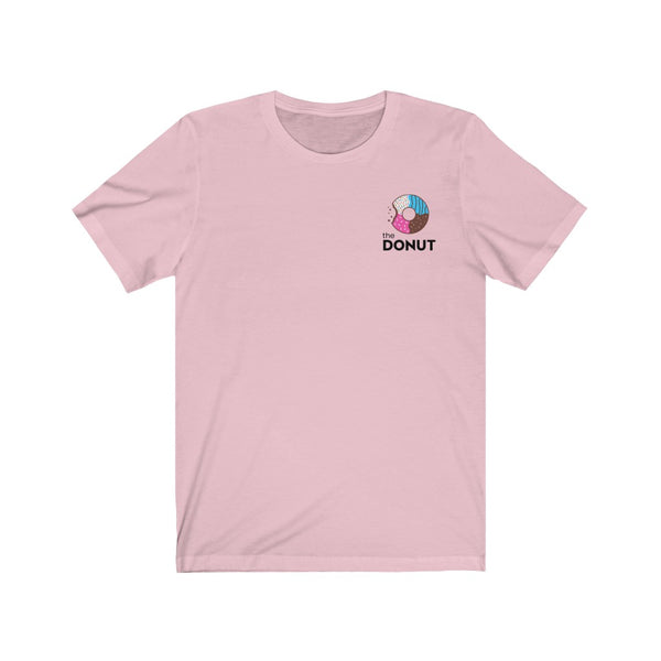 DONUT Short Sleeve Tee (Small Logo)