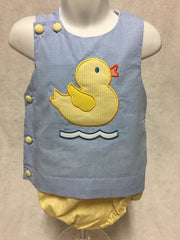 Ducky Boy's Diaper Set
