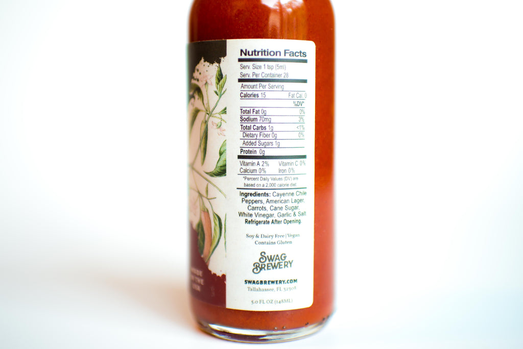 Asian Sriracha Beer-Infused Hot Sauce