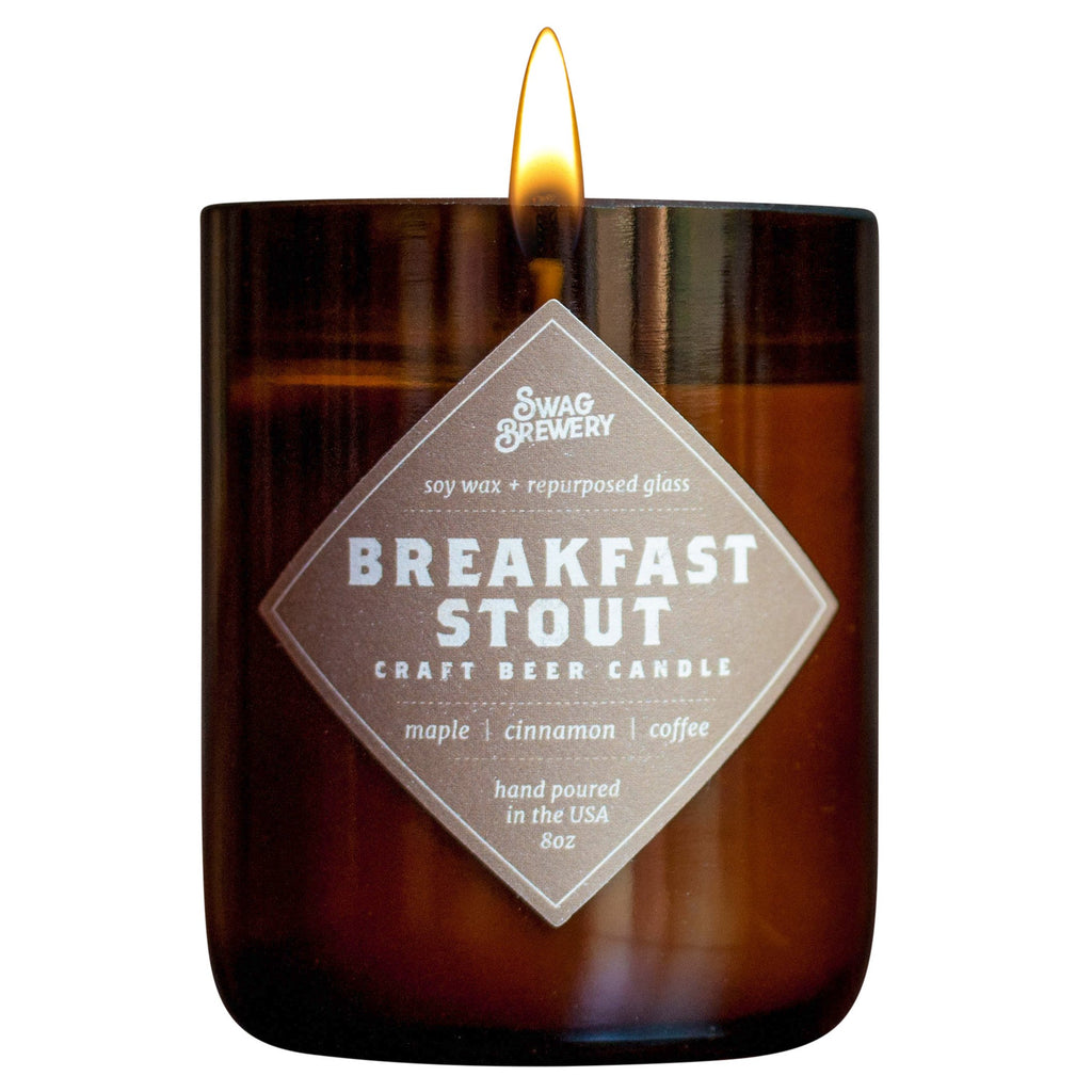 Breakfast Stout | Brew Candle