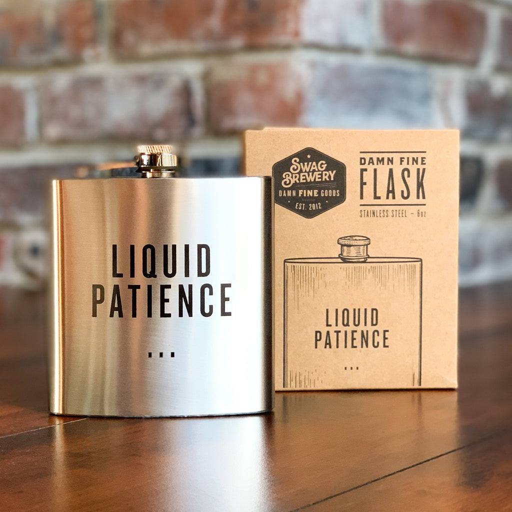Liquid Patience Flask