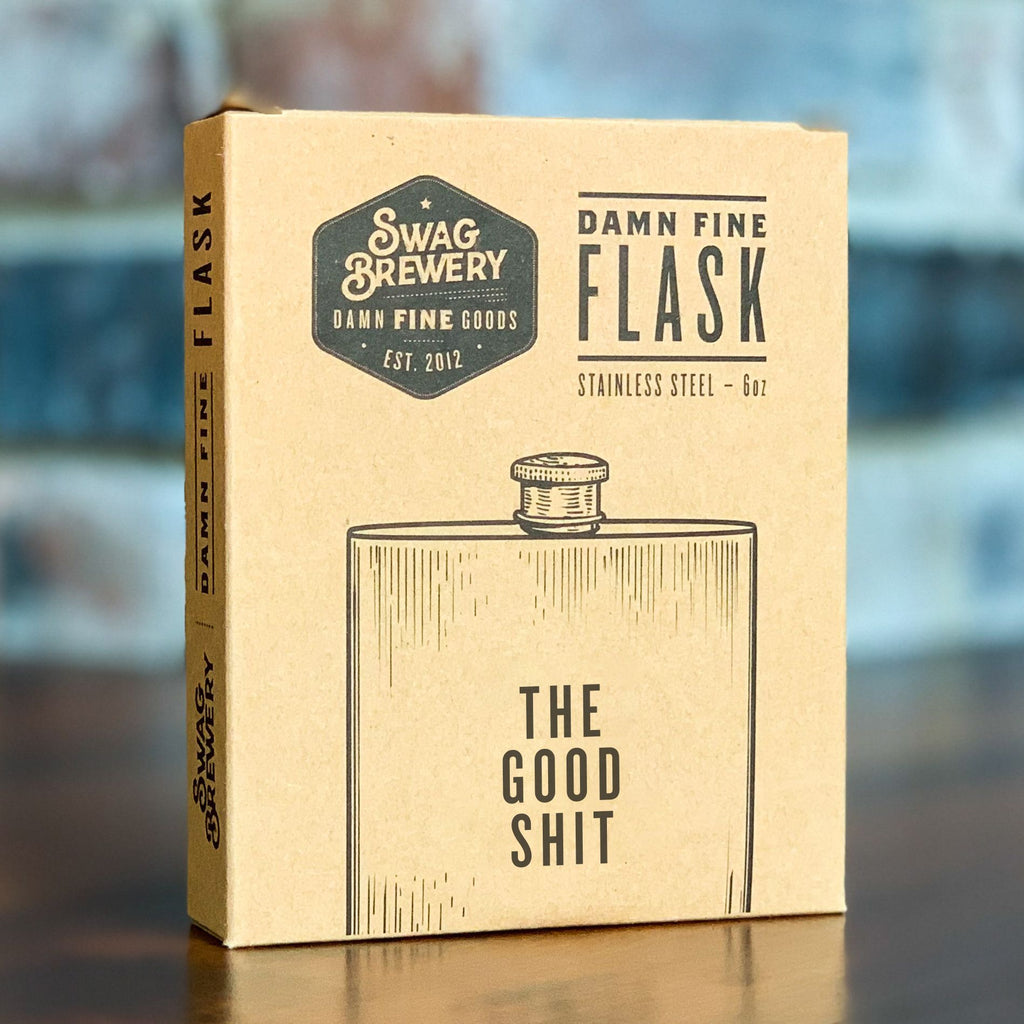 The Good Shit Flask