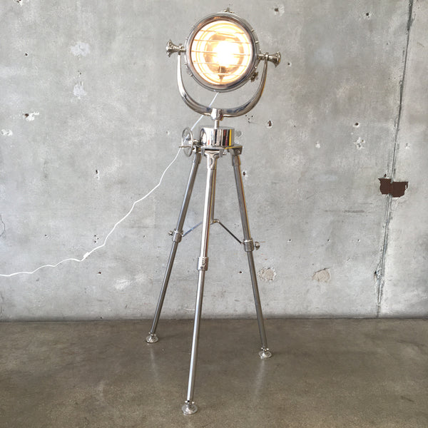 Restoration Hardware Style Nautical Lamp Master Search (Adjustable)