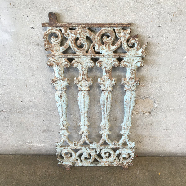Iron Decorative Garden Piece