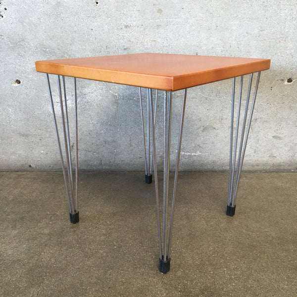 Vintage Modern End Table by Pin Age