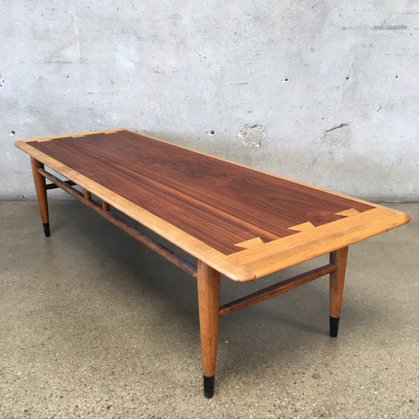 Vintage Mid Century Coffee Table by Lane