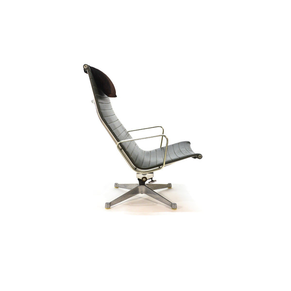 eames herman miller aluminum lounge chair