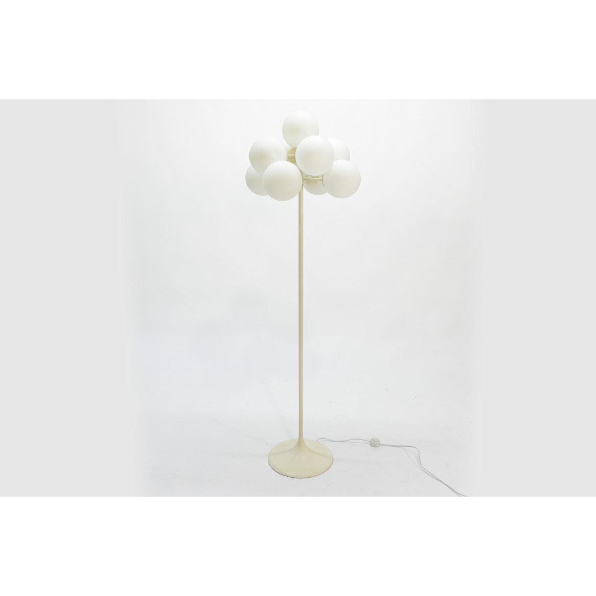 ... Tulip Floor Lamp With Frosted Globes By Temde Leuchten ...
