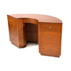 gilbert rohde cresecent desk