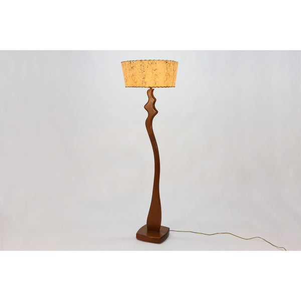 One of a Kind Floor Lamp by Peter Bloch