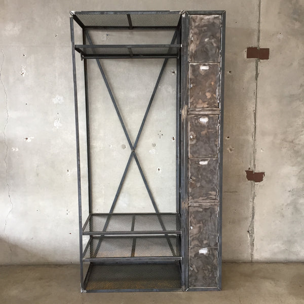 Industrial Custom Made Storage